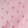 Rhombus Print Pink